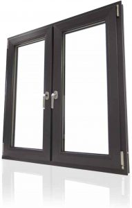 Das Bild zeigt das Schüco Fenster Livio
